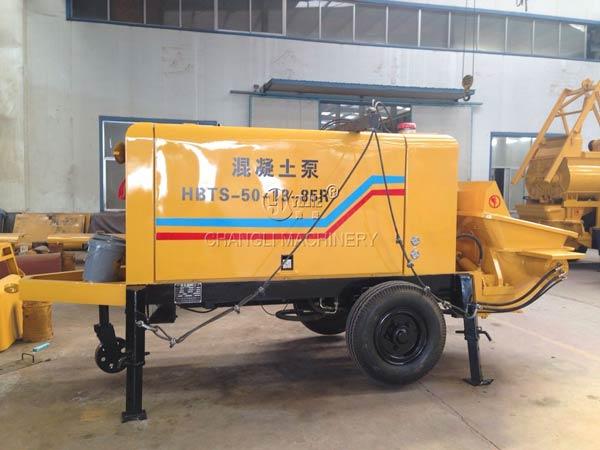 concrete pump news picture