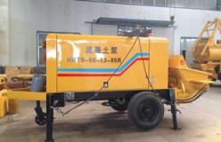 concrete pump news pictures