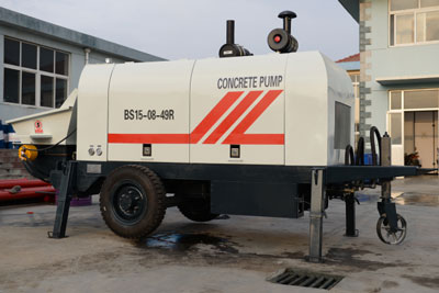 mini concrerte pump1