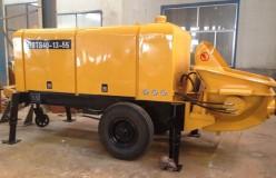 ready mix concrete pumps