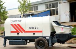 small diesel concrete pump for sale