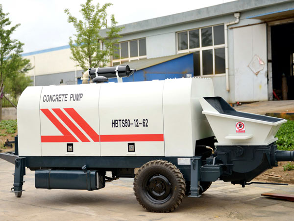 small diesel concrete pump for sale