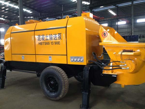 HBTS60 cement pump