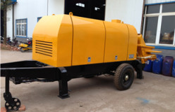 cement trailer pumps