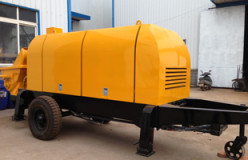 trailer cement pumps