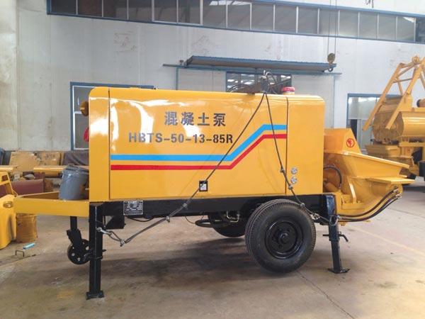 HBTS50 concrete pump