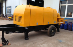 trailer concrete pumps for sale
