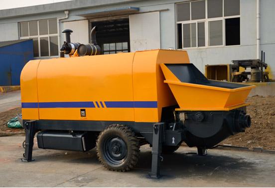 Changli cement mortar pump for sale