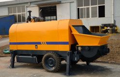 Changli cement mortar pumps for sale