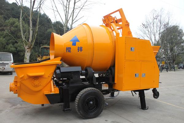 concrete mixer and pump manufacturers