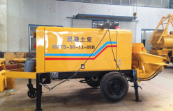changli small concrete pumps sale