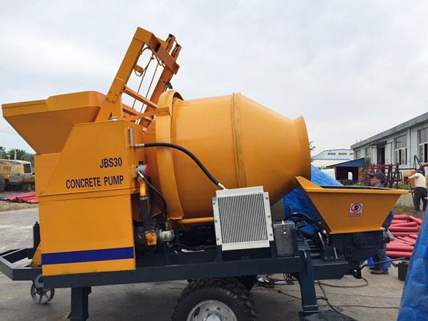 Changli concrete mixer and pump cost