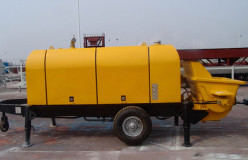 trailer concrete pump manufacturers
