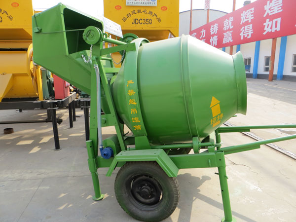 JZC small cement mixer for sale