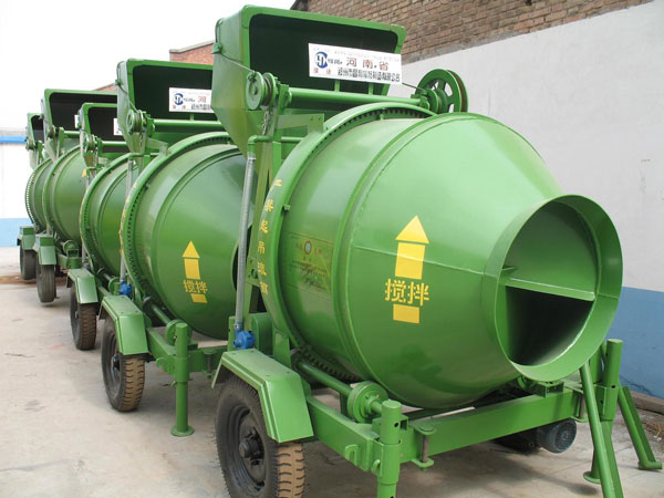 JZC350 samll concrete mixer for sale