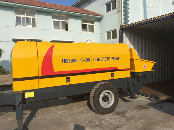 aimix concrete pump for sale delivery