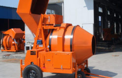 diesel concrete mixer for sale