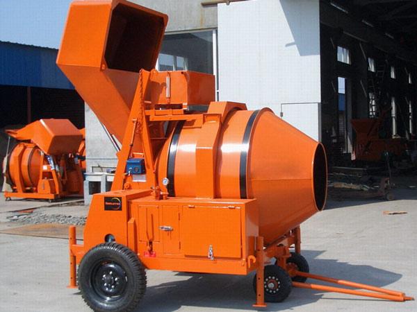 diesel concrete mixer for sale