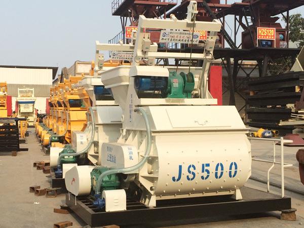 JS mini cement mixer for sale