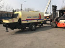 Aimix Hbts90 Concrete Pump Ready To Korea On March 29, 2019
