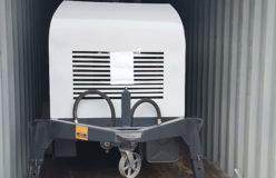 Aimix ABT40C Trailer Concrete Pump to Bolivia 1