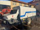 Aimix ABT90C Diesel Concrete Pump Sent to Jakarta Indonesia