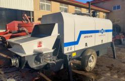abt90 concrete pump to Indoensia 2
