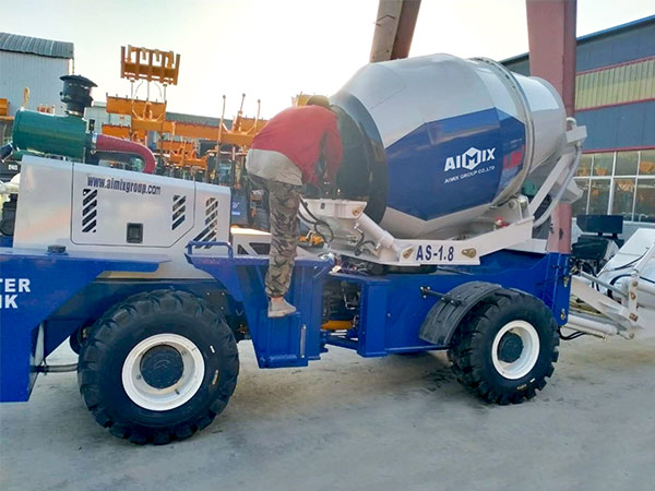AIMIX-self-loading-concrete-mixer-sent-to-Philippines-3