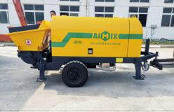HP10 mortar spray pump