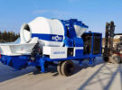 AIMIX ABJZ40C Concrete Mixer Pump Sent to the Philippines in November 2020