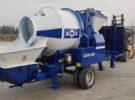 AIMIX 40 Diesel Concrete Mixer Pump Sent to Canada in December 2020