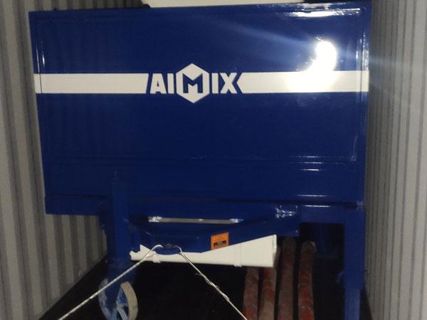 ABJZ30C mixer pump loaded