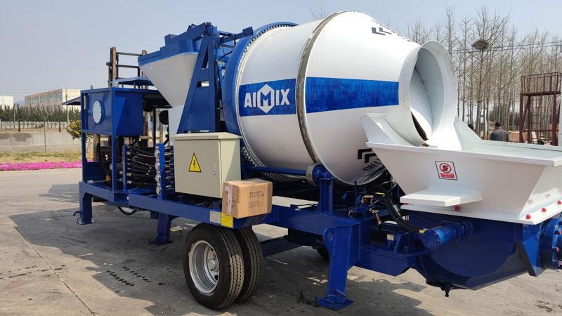 ABJZ40C mixer pump